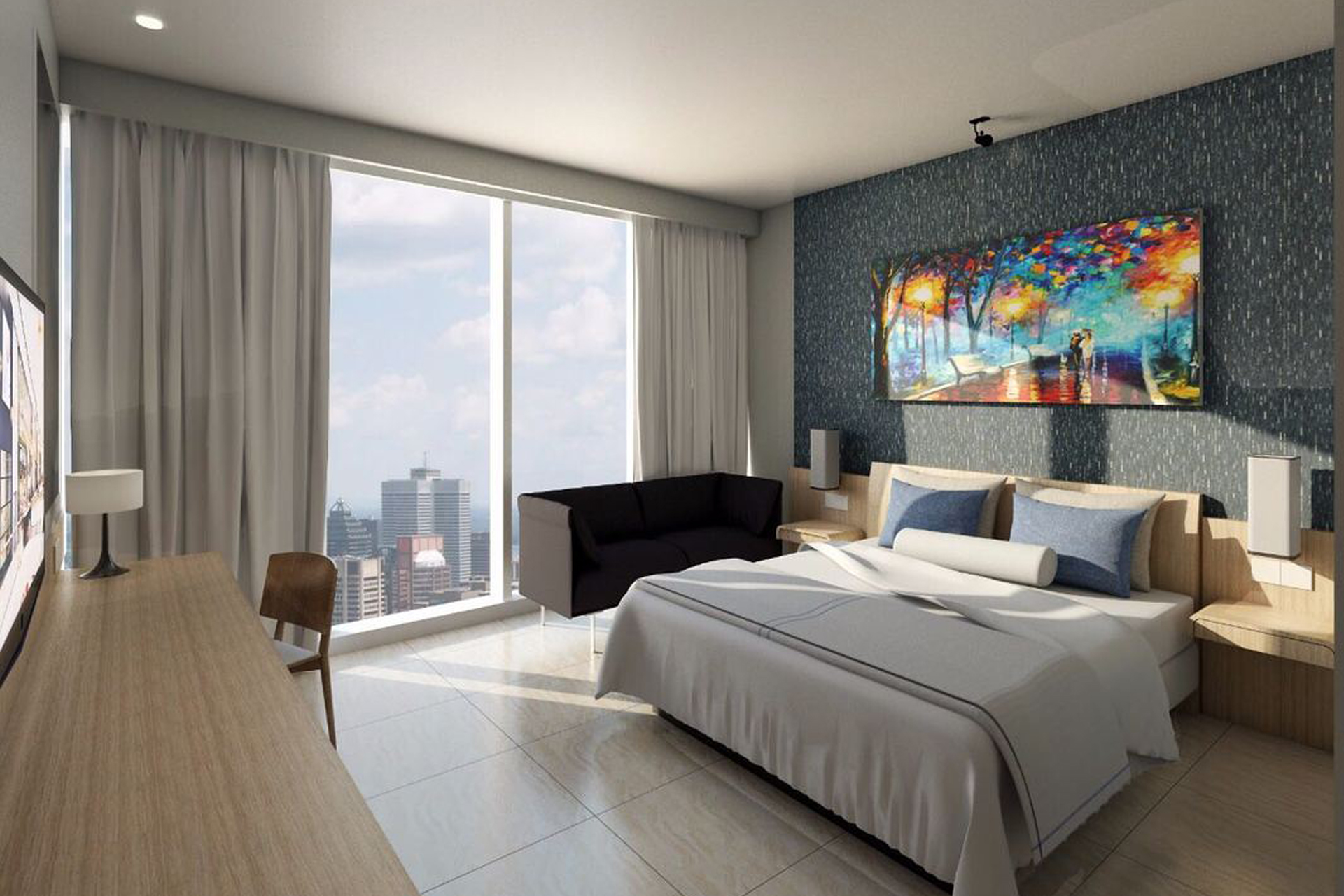 Lorem ipsum dolor sit amet, consectetur adipiscing Rate Start from Rp. 430.000 nett Book Now